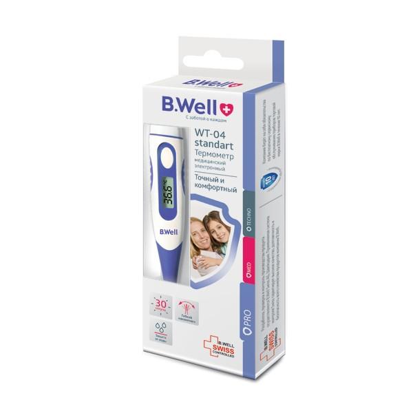Termometrul cu cap flexibil B Well WT04 1