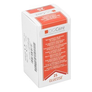 Teste glucoza OG Care [0]