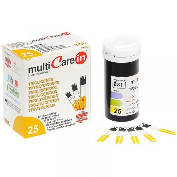 Teste MULTICARE In trigliceride 0