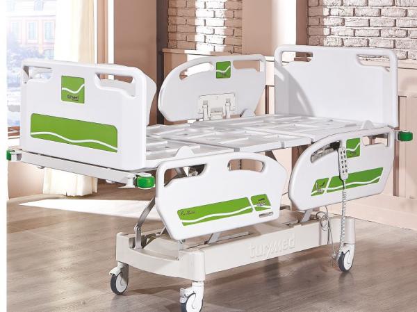 Pat spital electric cu 3 motoare TM 4055 2