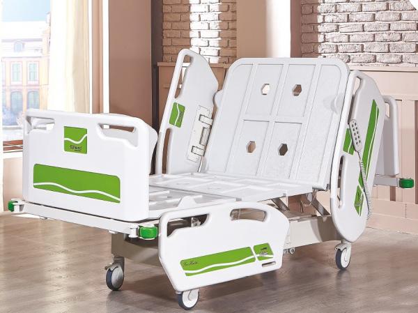 Pat spital electric cu 3 motoare TM 4055 1