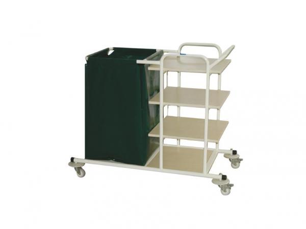 Troliu lenjerie TM 6002 pentru spital. 0