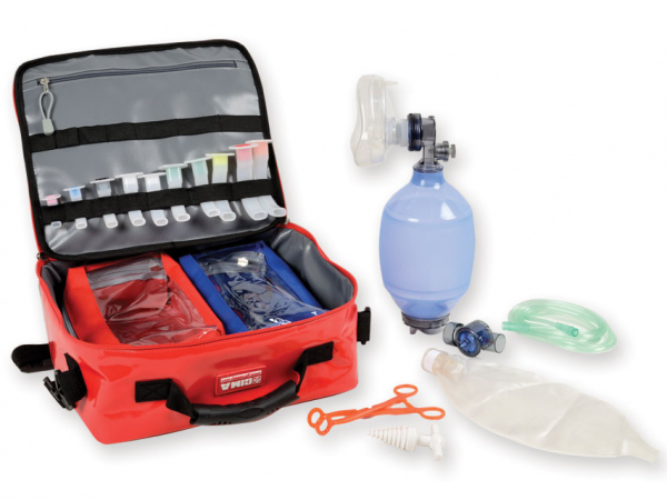 Trusa resuscitare adult cu geanta Gima 0