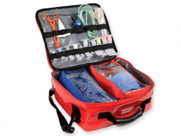 Trusa resuscitare adult cu geanta Gima 1