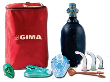 Trusa de resuscitare pentru adulti Gima 0