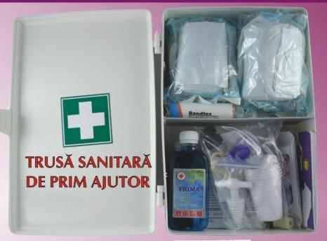 Trusa sanitara de prim-ajutor PRIMA 1 0