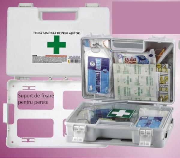 Trusa sanitara de prim-ajutor PRIMA 2 0