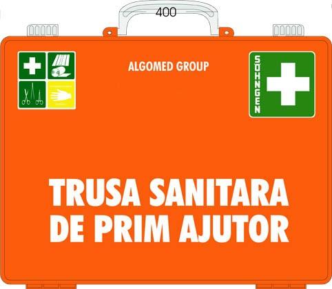 Trusa sanitara de prim ajutor tip MT-CD 0