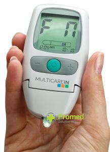 Analizor Multicare IN glicemie, colesterol, trigliceride [2]