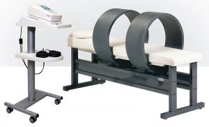 Aparat magnetoterapie FISIOFIELD MIDDLE Touch Screen (2 paturi terapeutice + 2 centuri)0