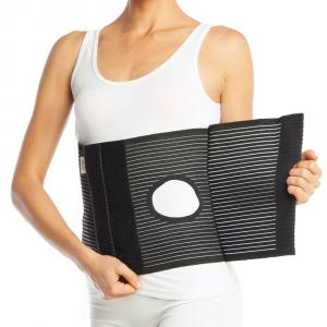 Orteza abdominala cu deschidere pentru colostomie h 26cm [3]
