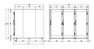 Camera mortuara modulara MMC 9.3 -1