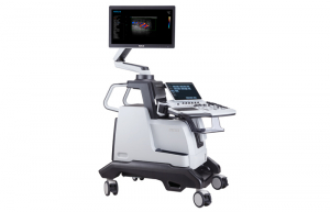 Ecograf Doppler color Apogee 5800 Genius1