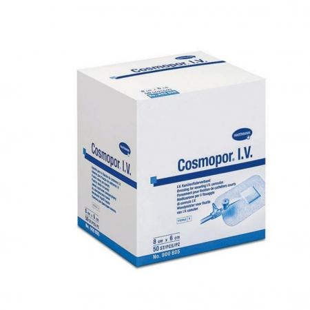 Plasture fixare branule Cosmopor I.V. [0]