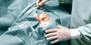 Seturi chirurgicale oftalmologie Foliodrape Protect1