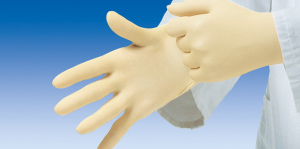 Manusi examinare Peha-soft latex, nepudrate1