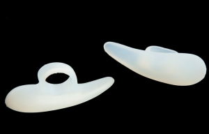 Suport din silicon pentru degetele in ciocan1