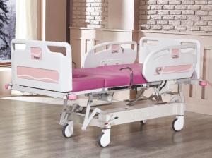 Pat spital electric ginecologie TM 4065 cu 4 motoare4
