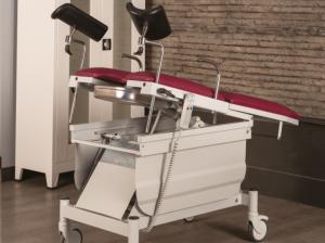 Scaun consultatii ginecologice cu 3 motoare TM 10201