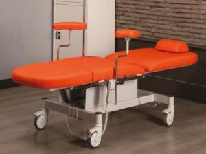 Scaun pentru recoltat sange cu 3 motoare TM 10231