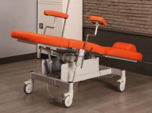 Scaun pentru recoltat sange cu 3 motoare TM 10232