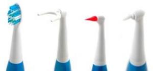 Set pentru igiena orala cu ultrasunete Brushpoint Vital Health Sonic Oral Care1