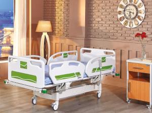 Pat spital electric cu 3 motoare TM 40553
