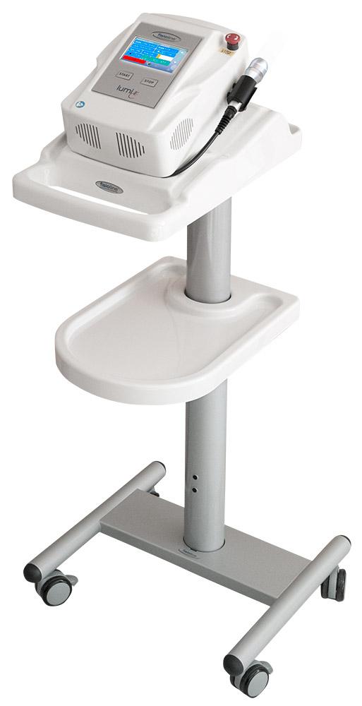 Dispozitiv de tratament cu artroză cu laser