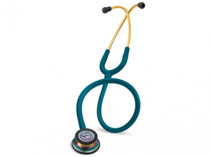 Stetoscop Littmann® Classic III™ editie - caribbean blue rainbow finish (32313) [0]