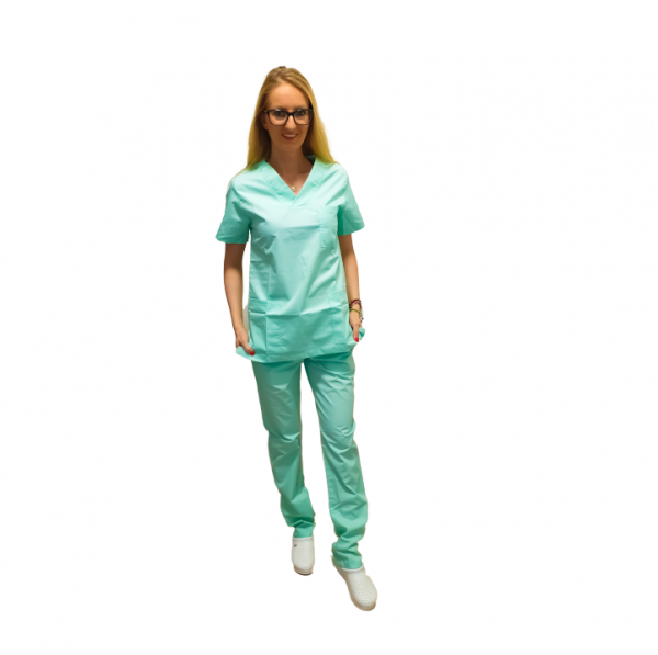 Costum medical fistic - unisex 0