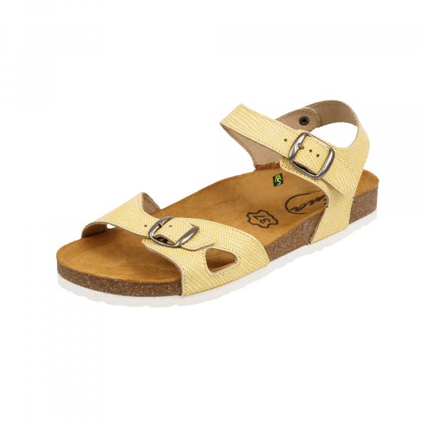Sandale Medi+ Ena 33 lizard yellow - dama 0