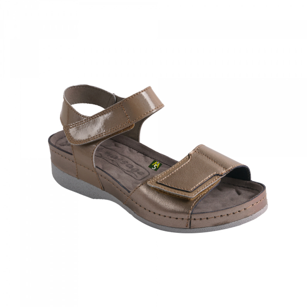 Sandale Medi+ V2 gri - dama 0