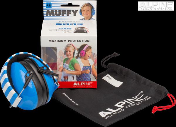 Aparator de urechi ALPINE MUFFY pt. copii 4