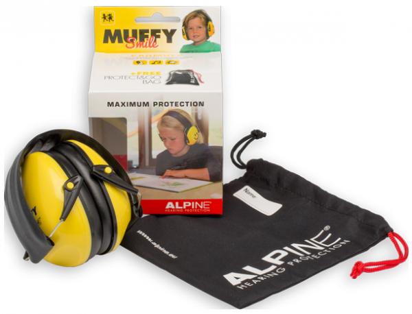 Aparator de urechi ALPINE MUFFY pt. copii 2