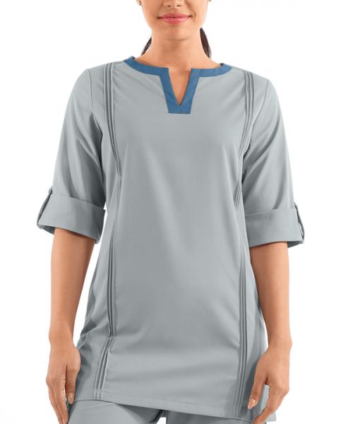 """Bluza medicala """"3/4 sleeve tunic"""" (UD342112) 0"""