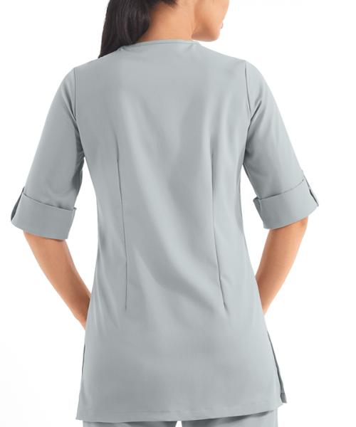 """Bluza medicala """"3/4 sleeve tunic"""" (UD342112) 1"""