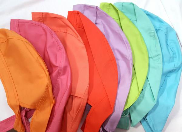 Boneta colorata 0
