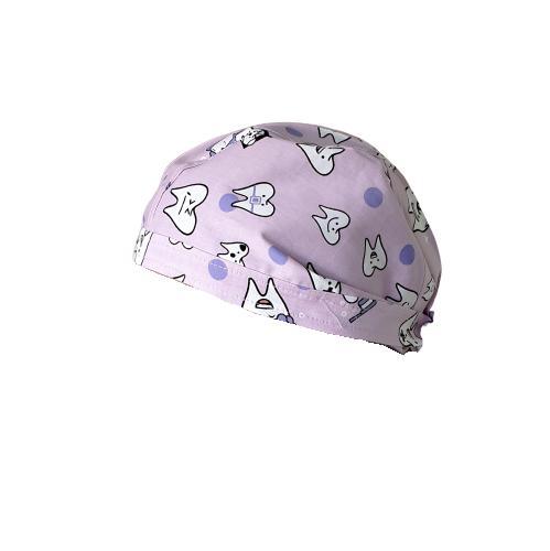 Boneta lila cu dintisori [0]