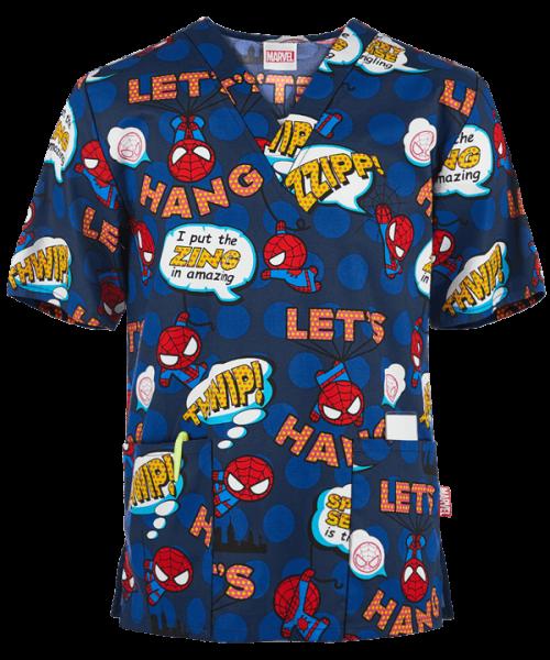 "Bluza medicala ""Tooniforms Marvel Spiderman"" (CK606MAI) [0]"