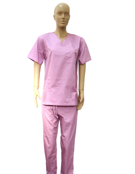 Costum medical lavanda - unisex 0