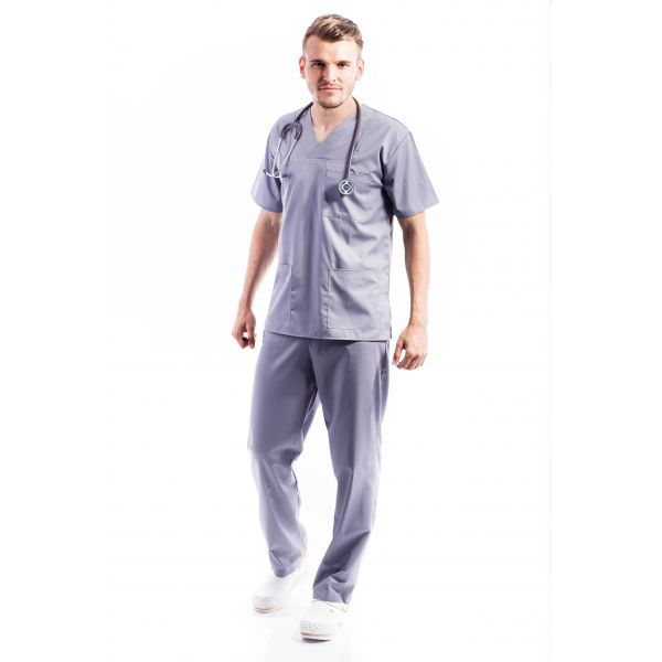 Costum medical new petrol - unisex 0