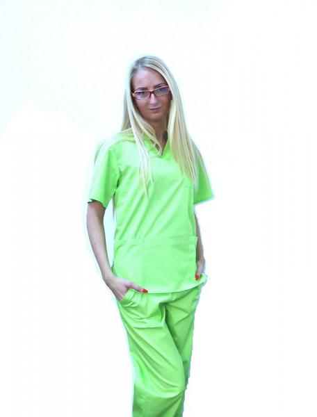 Costum medical praz electric - unisex 0