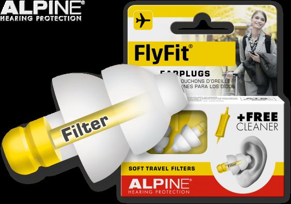 Fly Fit - Dopuri de urechi pt. calătorii 1