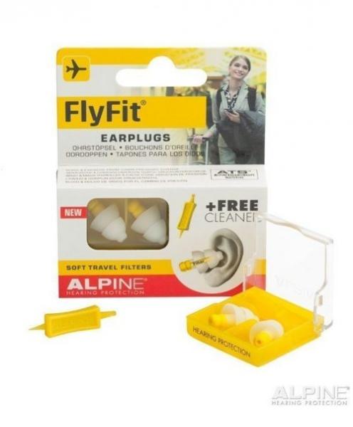 Fly Fit - Dopuri de urechi pt. calătorii 5