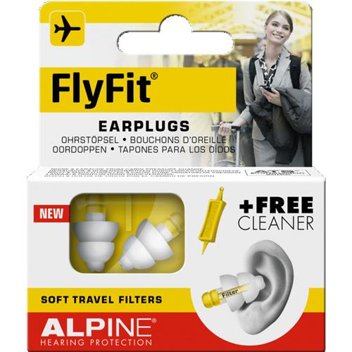 Fly Fit - Dopuri de urechi pt. calătorii 0