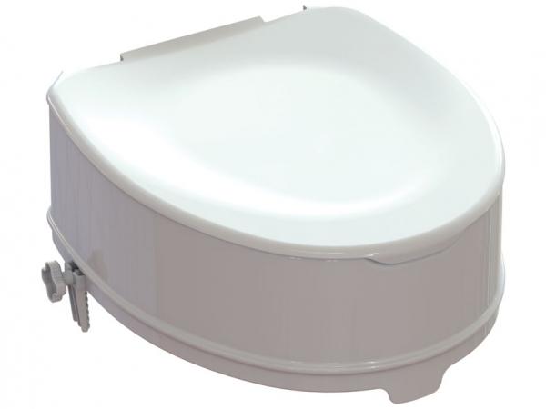 Inaltator WC 14 cm - cu capac 0
