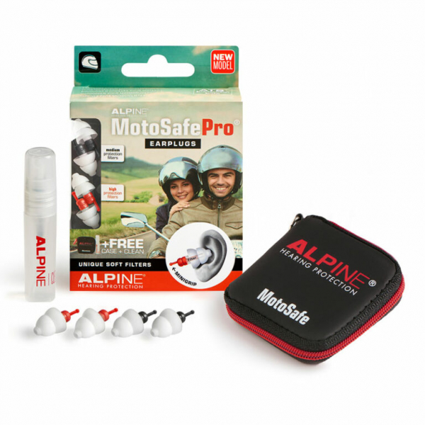 Moto Safe Pro - Dopuri de urechi pt. motociclişti 0
