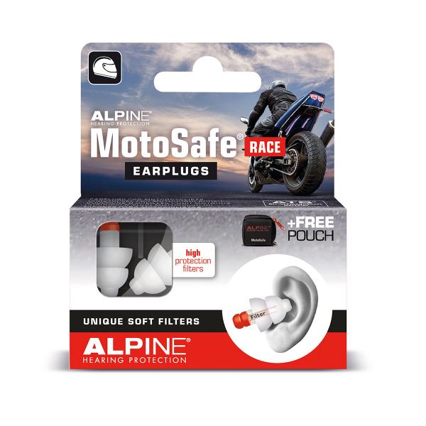 Moto Safe Race - Dopuri de urechi pt. motociclişti [0]