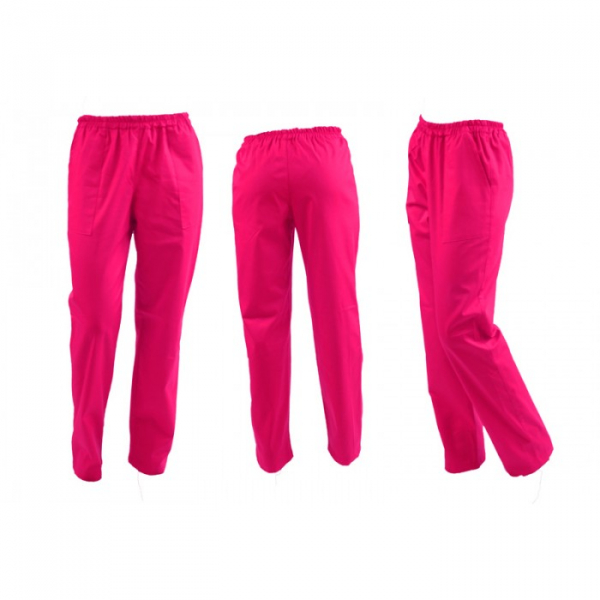 Pantaloni ciclam unisex 0