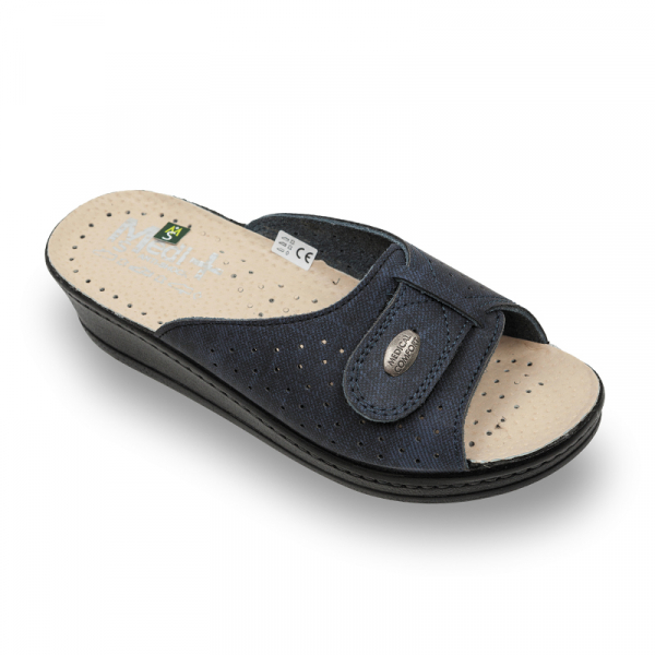 Papuci Medi+ 312SJ jeans - dama 0